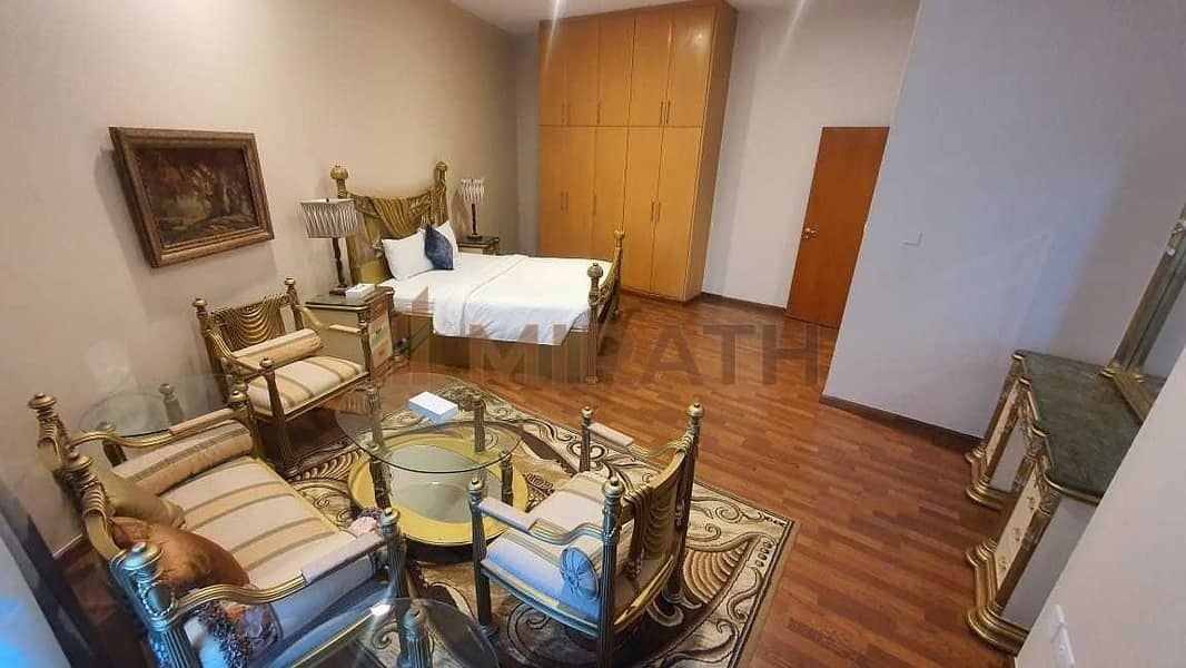 FULLY FURNISHED GORGEOUS 3BHK FLAT FOR SALE