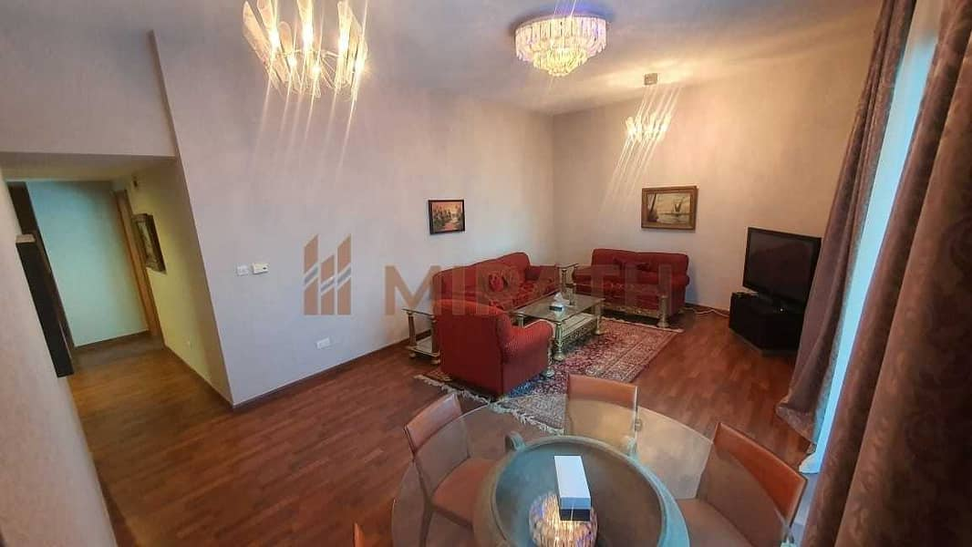 2 FULLY FURNISHED GORGEOUS 3BHK FLAT FOR SALE