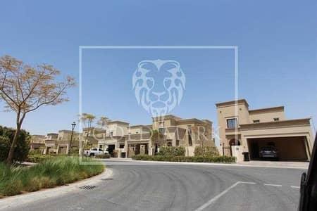 4 Bedroom Villa for Sale in Arabian Ranches 2, Dubai - Corner unit l Huge Plot l community view