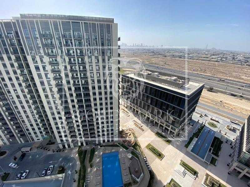 2 Stunning Pool View   High Floor  Burj Al Arab View