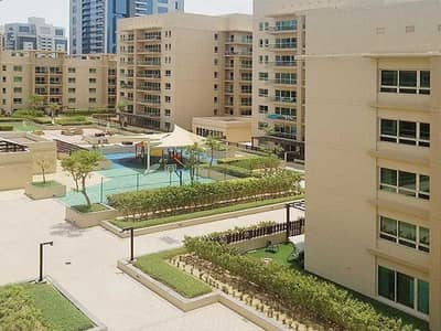 1 Bedroom Flat for Rent in The Greens, Dubai - Vacant 1BR   Good Location   Close to Play Area