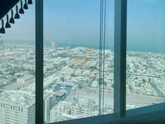 شقة في برج ذا بلو المجاز 3 المجاز 4 غرف 2200000 درهم - 5151463