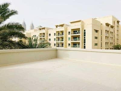 شقة 2 غرفة نوم للبيع في ذا فيوز، دبي - Amazing Value | Terrace Apartment | Facing the Greens
