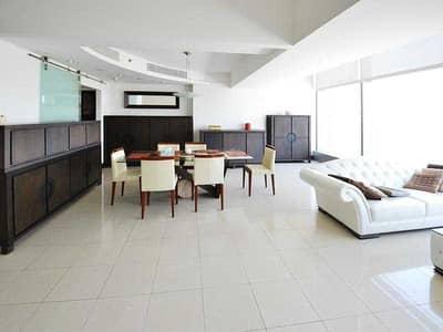 فلیٹ 3 غرف نوم للايجار في مركز دبي التجاري العالمي، دبي - Stunningly Furnished | Vacant | Duplex