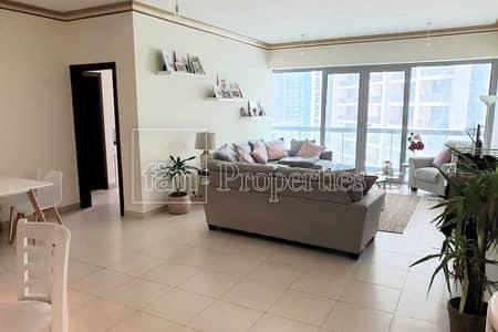 فلیٹ 2 غرفة نوم للبيع في وسط مدينة دبي، دبي - Large 2 BedRoom Pool View With Study Mid. Floor