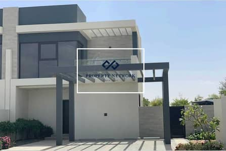 تاون هاوس 3 غرف نوم للبيع في داماك هيلز (أكويا من داماك)، دبي - Limited  Unit Cluster   Green Woods    Next To Community Center