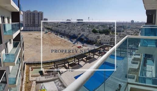 1 Bedroom Apartment for Sale in Al Furjan, Dubai - Pool View I Near to Metro Line I High ROI