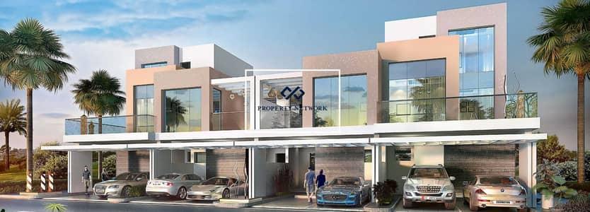 تاون هاوس 3 غرف نوم للبيع في داماك هيلز (أكويا من داماك)، دبي - EXCELLENT LOCATION TOWNHOUSE