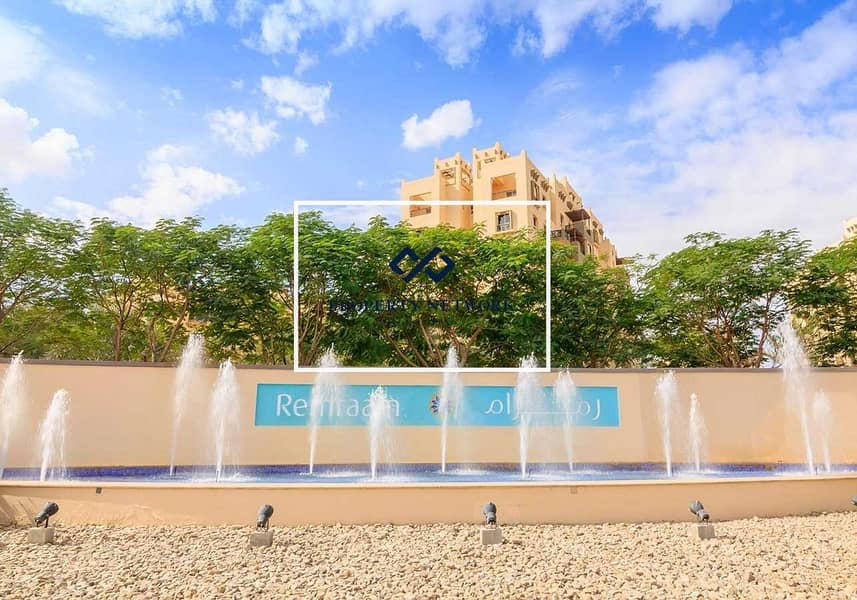 10 Brand New 1 Bedroom with Balcony in Remraam
