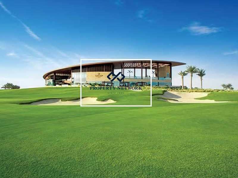 Golf-facing plots at DAMAC Hills
