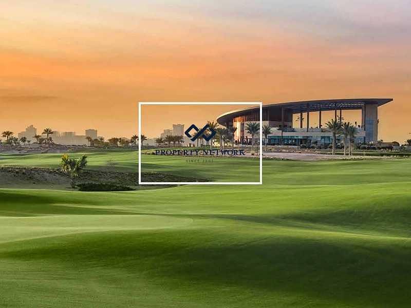 2 Golf-facing plots at DAMAC Hills