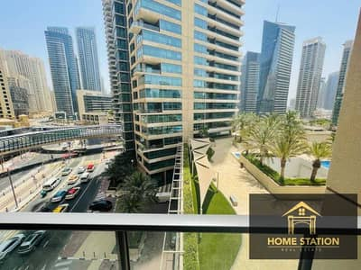 1 Bedroom Apartment for Rent in Dubai Marina, Dubai - Huge Layout | 1 B/R Chiller FREE | Ready to Move