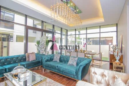 3 Bedroom Villa for Rent in DAMAC Hills (Akoya by DAMAC), Dubai - Fully Furnished | 3 BR+M Villa | Luxurious Villas