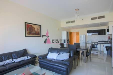 فلیٹ 1 غرفة نوم للايجار في الخليج التجاري، دبي - Al Khail Road View | Furnished | 1 Bedroom Apt
