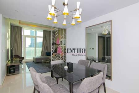 فلیٹ 1 غرفة نوم للايجار في الخليج التجاري، دبي - High Floor | 1 Bedroom Apt | With 2 Balconies