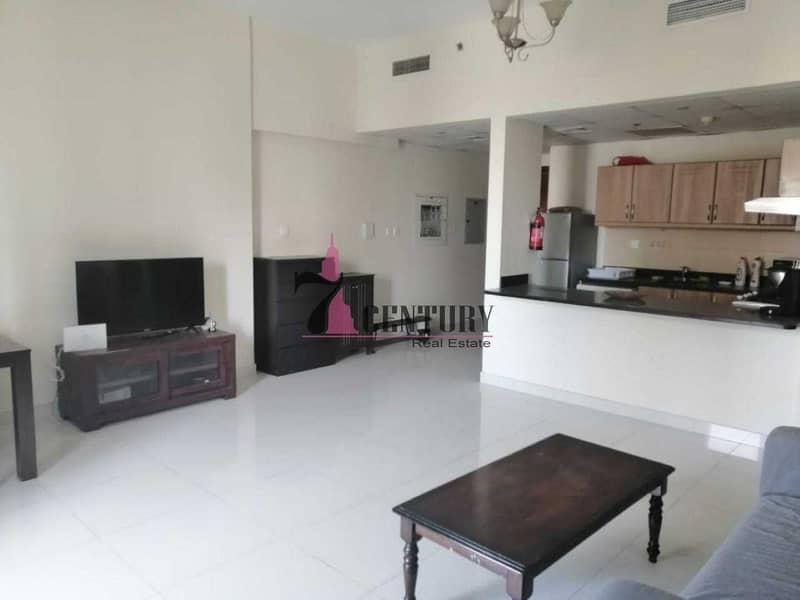High Floor | Furnished | 1 Bedroom  Apartment