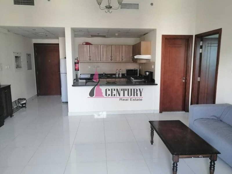 2 High Floor | Furnished | 1 Bedroom  Apartment