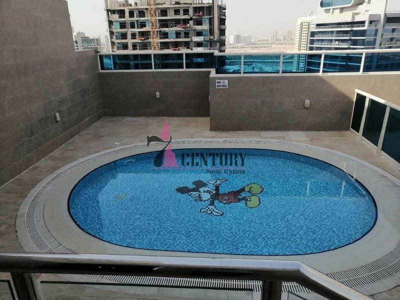 11 High Floor | Furnished | 1 Bedroom  Apartment