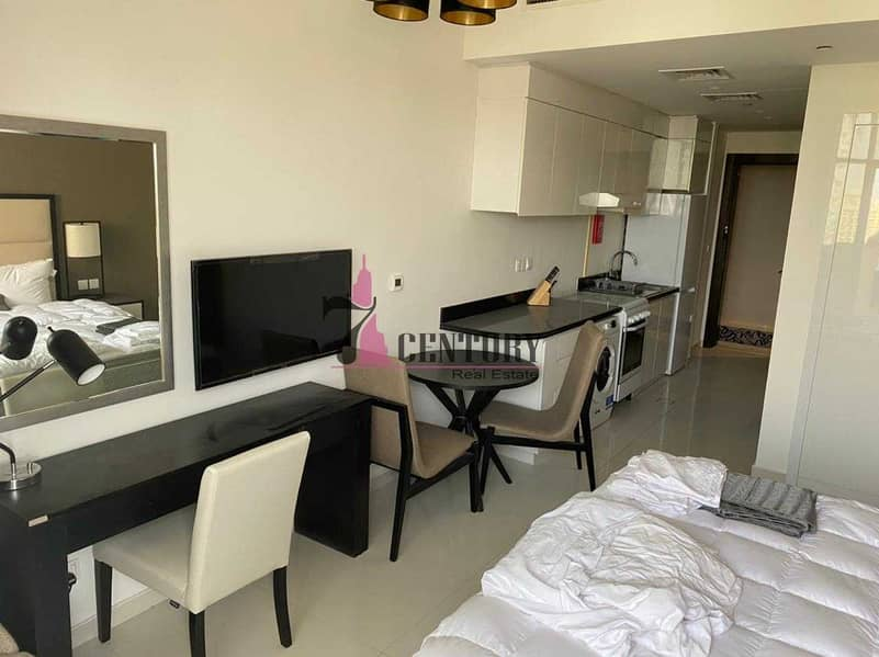 Open Kitchen   Studio Apartment   Fully Furnished