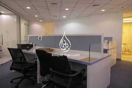 مکتب  للبيع في برشا هايتس (تيكوم)، دبي - Furnished Office |2 Parking |Prime Location|