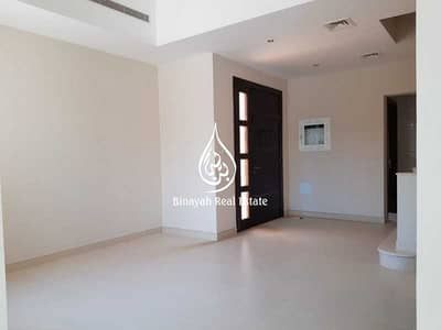 4 Bedroom Townhouse for Rent in Reem, Dubai - 4 Bed + Maid End Unit 2E Single Row Mira