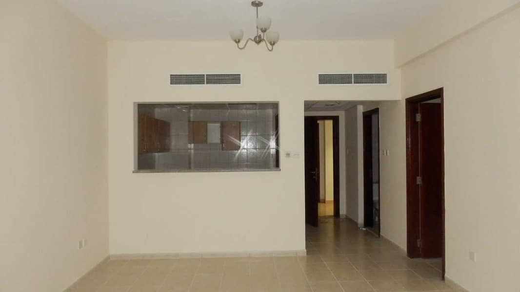 DISTRESS DEAL . . ONE BHK IN MOROCCO CLUSTER WITH BALCONY JUST IN 270K