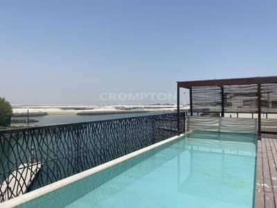 4 Bedroom Villa for Sale in Al Gurm, Abu Dhabi - Luxurious Lifestyle | Infinity Pool | Huge Garden
