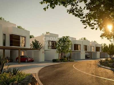 3 Bedroom Villa for Sale in Yas Island, Abu Dhabi - Single Row | Stand Alone | Park View | Noya Luma