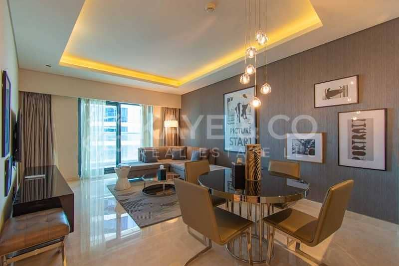 Mid Floor | Pool View | Service Apartment | Furnished