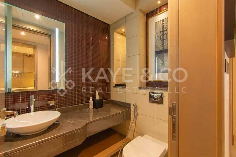 10 Mid Floor | Pool View | Service Apartment | Furnished