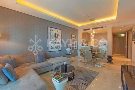شقة 1 غرفة نوم للايجار في الخليج التجاري، دبي - Bright Apartment | Fully Furnished | High Floor