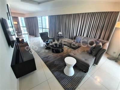 فلیٹ 2 غرفة نوم للايجار في الخليج التجاري، دبي - 01 Series | Massive Living Room | Desirable Unit