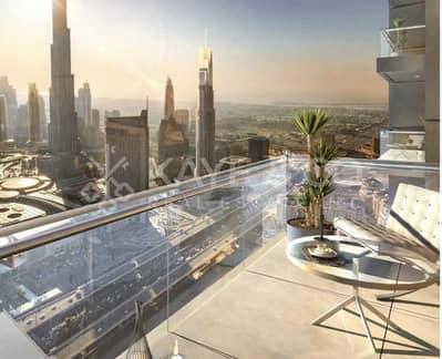 1 Bedroom Apartment for Sale in Downtown Dubai, Dubai - Resale | High Floor | Payment Plan | City View