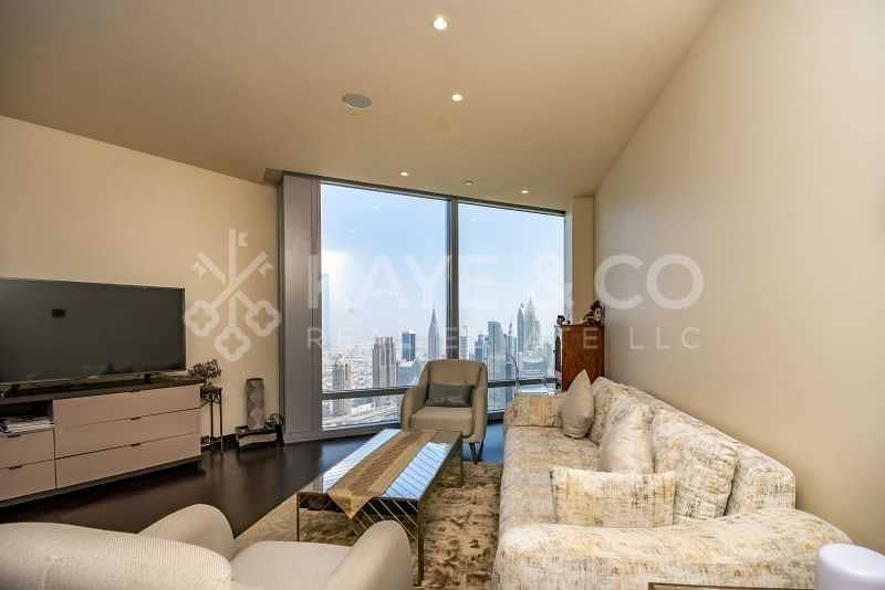 Fully Furnished   High Floor   Good Opera View