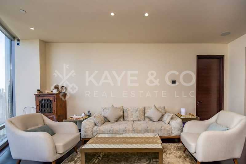 2 Fully Furnished   High Floor   Good Opera View