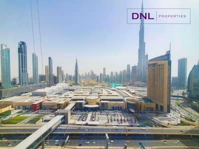 3 Bedroom Flat for Sale in Downtown Dubai, Dubai - AMAZING OFFER   Full Burj Khalifa View   RESALE