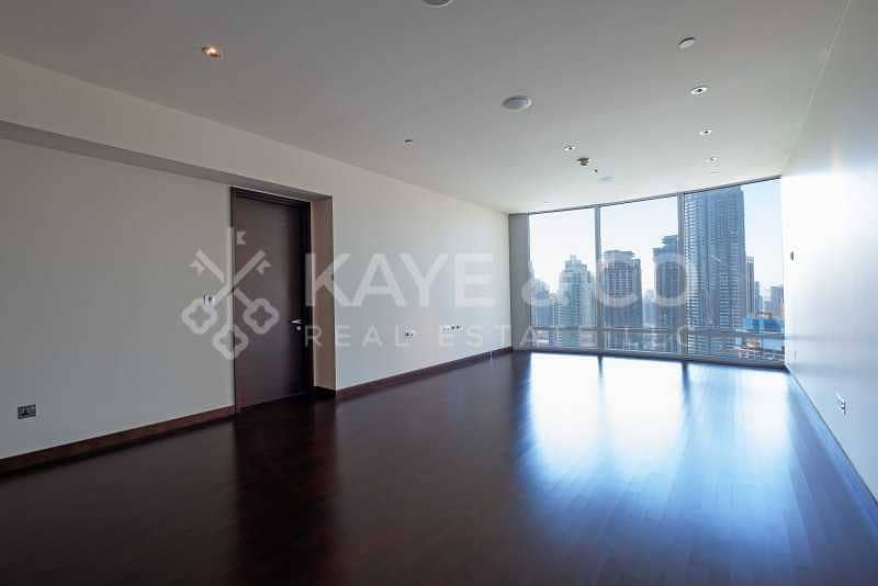 High Floor | Unfurnished | Chiller Free | Vacant