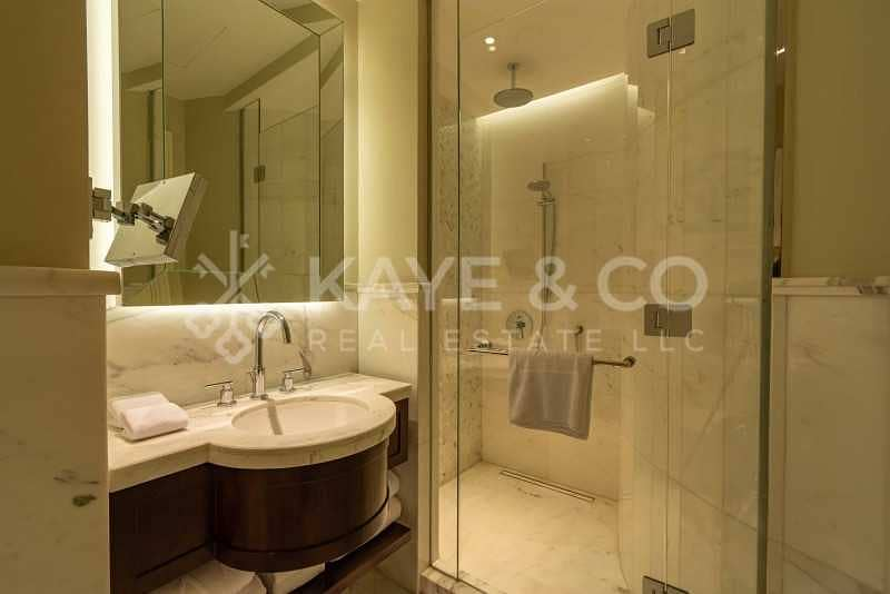 14 DIFC and Sea View   High Floor   Fully Furnished