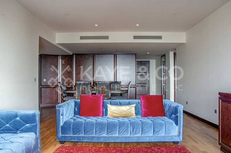 2 Opera & Business Bay View | High Floor |Furnished
