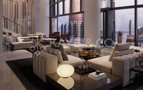 فلیٹ 5 غرف نوم للبيع في وسط مدينة دبي، دبي - Luxury 5 Bedrooms in Il Primo | Downtown Dubai
