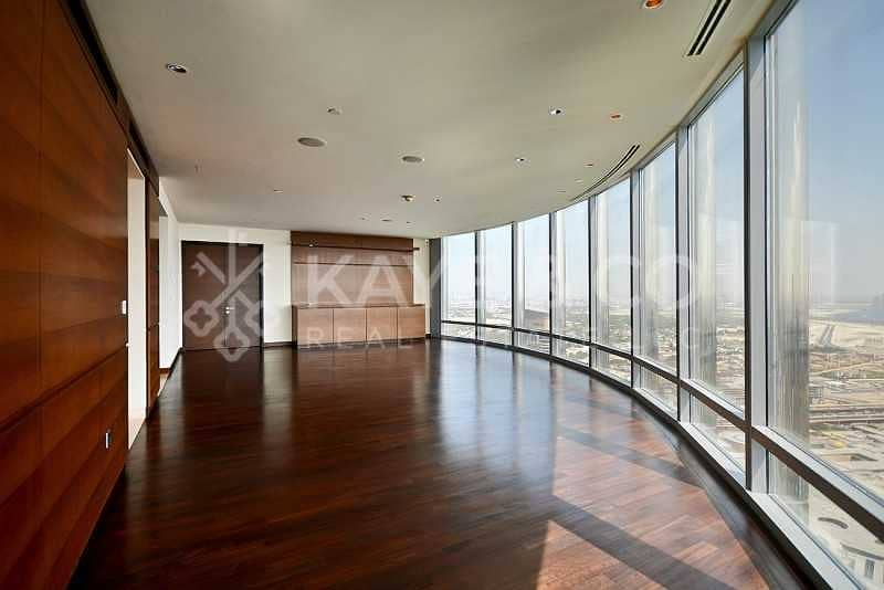 2 Famous Type F | Fountain View | No Columns | 2BR