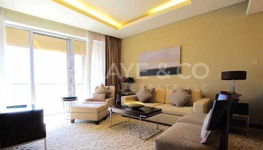 فلیٹ 1 غرفة نوم للبيع في وسط مدينة دبي، دبي - Well-Maintained | Fully Furnished | with Balcony