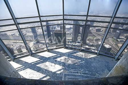 بنتهاوس 4 غرف نوم للبيع في وسط مدينة دبي، دبي - The Crown of Burj Khalifa! Duplex Penthouse