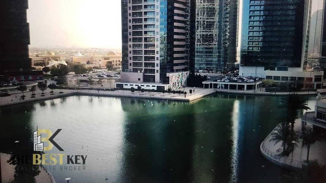 Spacious Studio Apartment/Furnished/Stunning Lake view