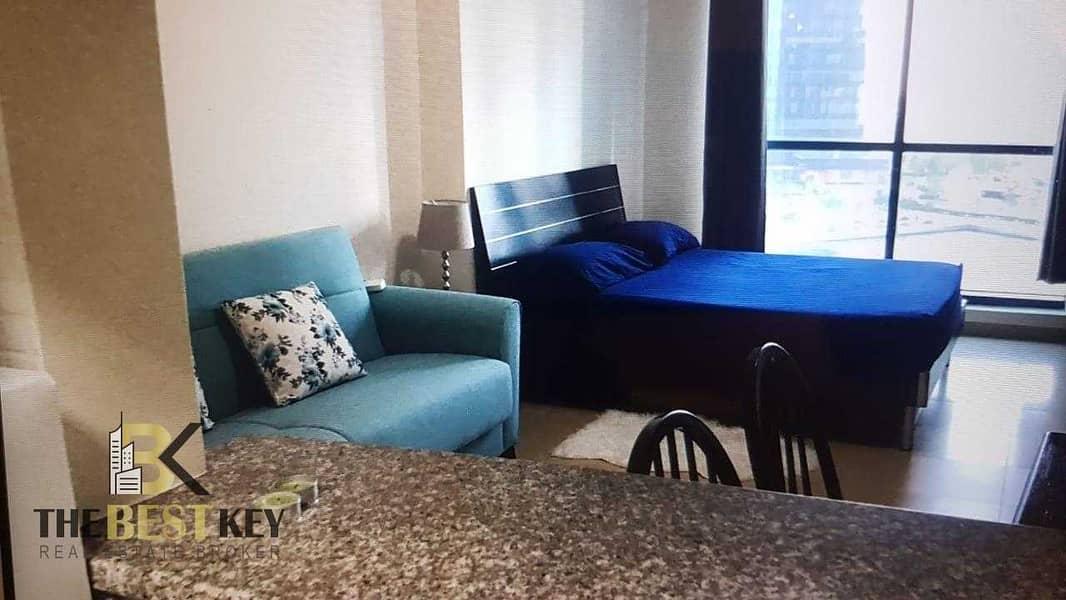 6 Spacious Studio Apartment/Furnished/Stunning Lake view