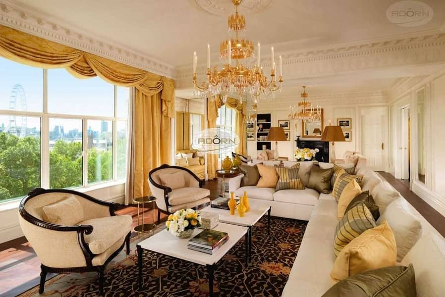 2 5 star Hotels for sale in Downtown Dubai and Palm Jumeirah