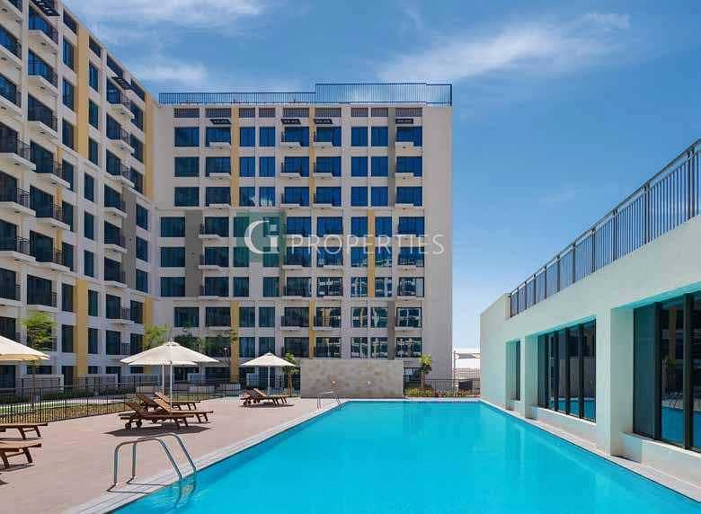 POOL AND PARK VIEW | READY TO MOVE IN