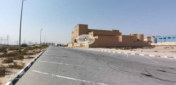 ارض تجارية  للبيع في ند الحمر، دبي - 40000 sq ft Commercial warehouse land for sale