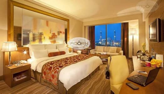 Building for Rent in Deira, Dubai - 94 modern rooms 2 star hotel with 10 outlets and retails for rent in Deira