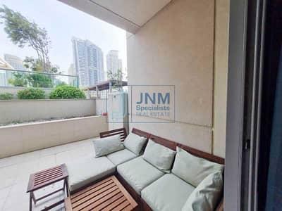 شقة 1 غرفة نوم للبيع في دبي مارينا، دبي - Investor's Deal! 1 Bedroom   Large Private Patio  